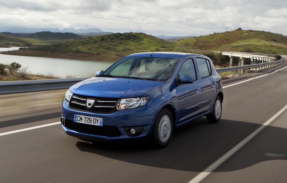 Pe primul loc: în aprilie, Dacia Sandero a fost cea mai vândută maşină către persoanele fizice în Franţa - Poza 1