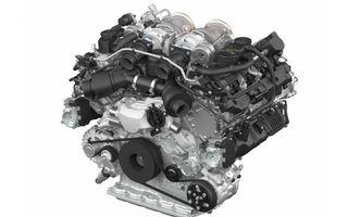 Porsche lansează un nou motor V8 biturbo: unitatea va debuta pe Panamera şi va avea 549 CP şi un cuplu de 770 Nm