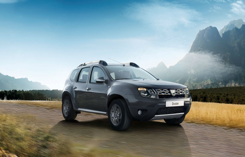 Regele de la Mioveni: Duster a asigurat jumătate din producţia de maşini Dacia din 2015 - Poza 1