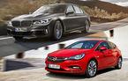 PUBLICUL A ALES: Opel Astra și BMW Seria 7 sunt marii câștigători AUTOVOT 2016