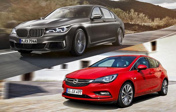 PUBLICUL A ALES: Opel Astra și BMW Seria 7 sunt marii câștigători AUTOVOT 2016 - Poza 1