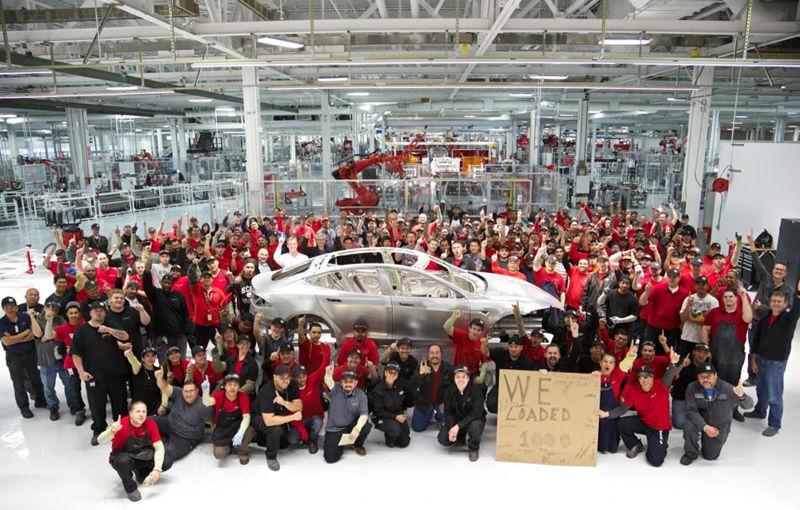 Tesla se pregăteşte pentru un viitor profitabil: a creat o divizie specială pentru a gestiona sutele de mii de noi clienţi - Poza 1