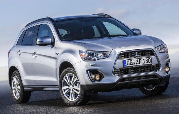 Scandalul Mitsubishi: alte 9 modele sunt implicate în trucarea consumului, inclusiv versiunea japoneză a SUV-ului ASX - Poza 1