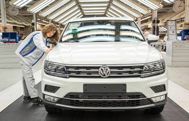 Dieselgate a afectat bonusurile muncitorilor VW, dar nu le-a eliminat: 3950 de euro pentru fiecare angajat Volkswagen din Germania - Poza 1