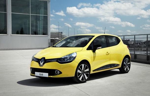 Influenţa fratelui mai mare: Renault Clio facelift va prelua elemente de design de la Megane - Poza 1