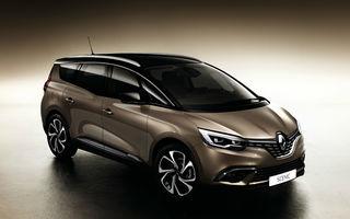 Șapte locuri lifestyle: noul Renault Grand Scenic este mașina de familie prin excelență, dar nu va fi adus în România
