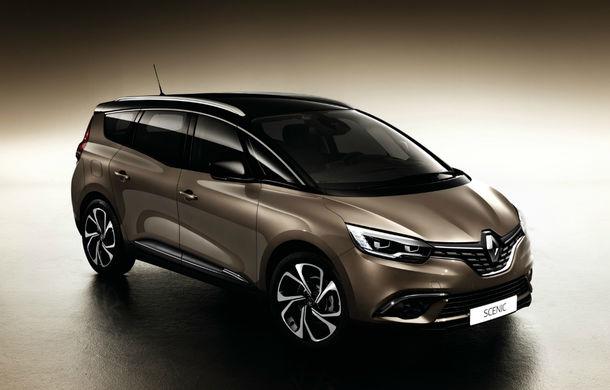 Șapte locuri lifestyle: noul Renault Grand Scenic este mașina de familie prin excelență, dar nu va fi adus în România - Poza 1