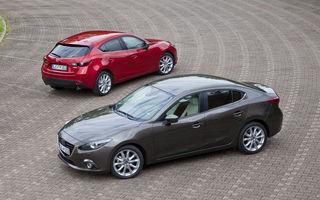 Sărbătoare cu gust de sake: Mazda3 a ajuns la 5 milioane de unități produse în 13 ani