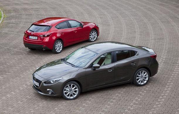 Sărbătoare cu gust de sake: Mazda3 a ajuns la 5 milioane de unități produse în 13 ani - Poza 1