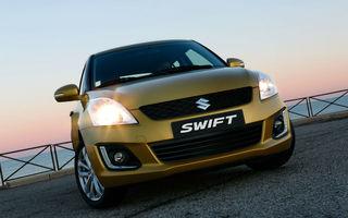 Unde nu sunt bani, vai de teste: Suzuki susţine că nu a avut resurse financiare pentru a testa corespunzător consumul modelelor