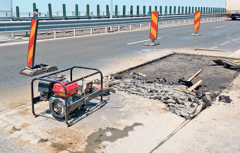 Autostrada A1 Bucureşti - Piteşti şi DN1 Bucureşti - Ploieşti se reasfaltează: traficul va fi restricţionat timp de două luni - Poza 1