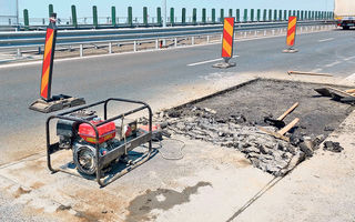 Autostrada A1 Bucureşti - Piteşti şi DN1 Bucureşti - Ploieşti se reasfaltează: traficul va fi restricţionat timp de două luni