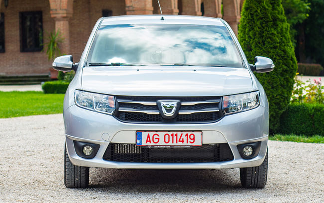 Test drive Dacia Logan (2012-2016)