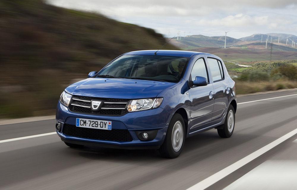 Dacia Sandero uimește din nou Franța: cea mai vândută mașină către persoane fizice în luna mai - Poza 1