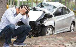 Stăm din ce în ce mai prost: numărul accidentelor grave a crescut cu peste 12% în 2015, la aproape 30.000