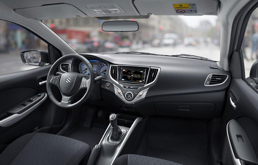 Suzuki Baleno costă 11.000 de euro în România și țintește clienții lui Ford Fiesta și Volkswagen Polo - Poza 9