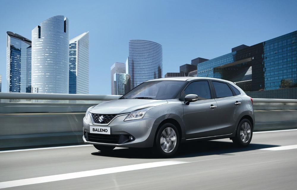 Suzuki Baleno costă 11.000 de euro în România și țintește clienții lui Ford Fiesta și Volkswagen Polo - Poza 1
