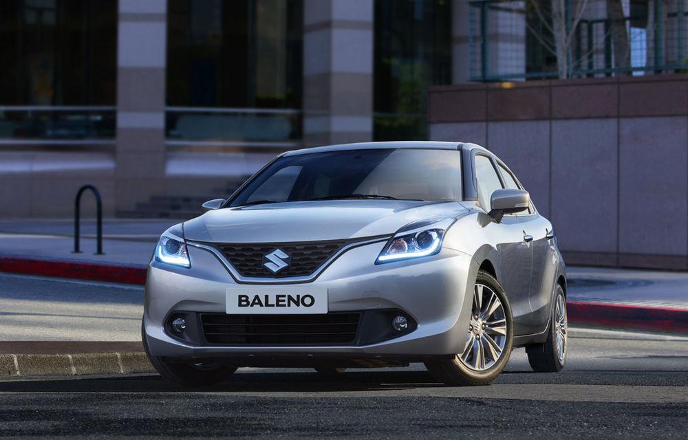 Suzuki Baleno costă 11.000 de euro în România și țintește clienții lui Ford Fiesta și Volkswagen Polo - Poza 2