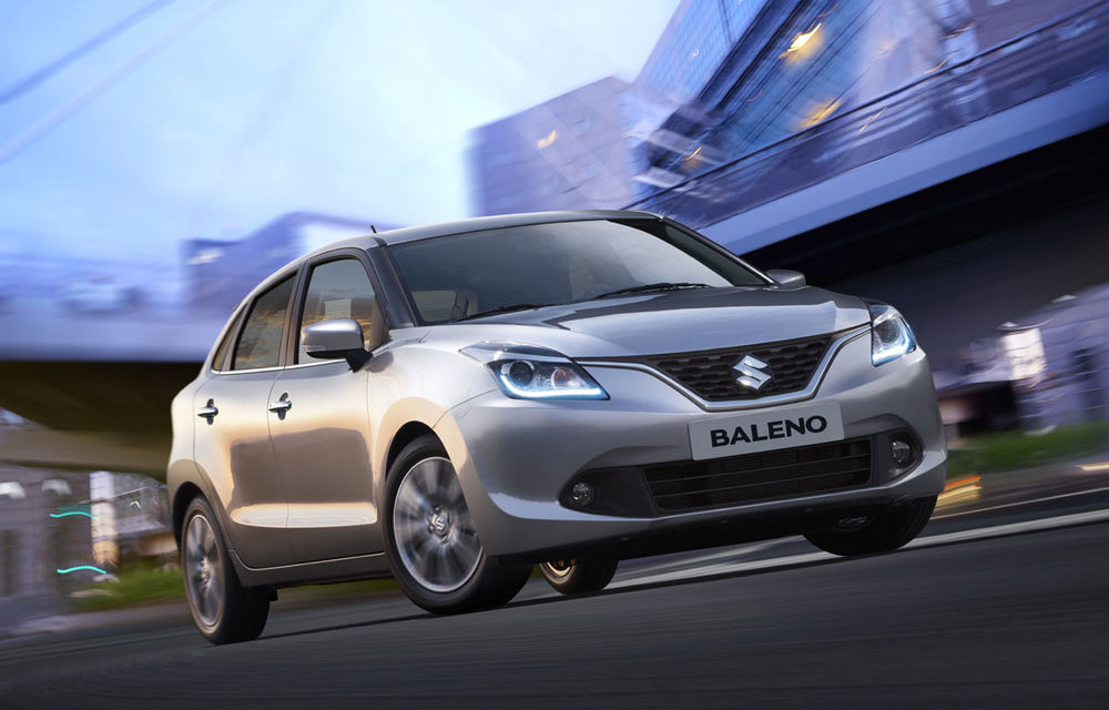 Suzuki Baleno costă 11.000 de euro în România și țintește clienții lui Ford Fiesta și Volkswagen Polo - Poza 3