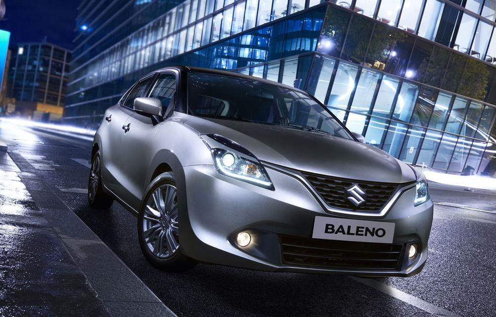 Suzuki Baleno costă 11.000 de euro în România și țintește clienții lui Ford Fiesta și Volkswagen Polo - Poza 4