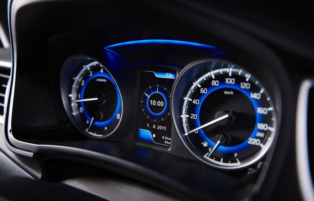 Suzuki Baleno costă 11.000 de euro în România și țintește clienții lui Ford Fiesta și Volkswagen Polo - Poza 11