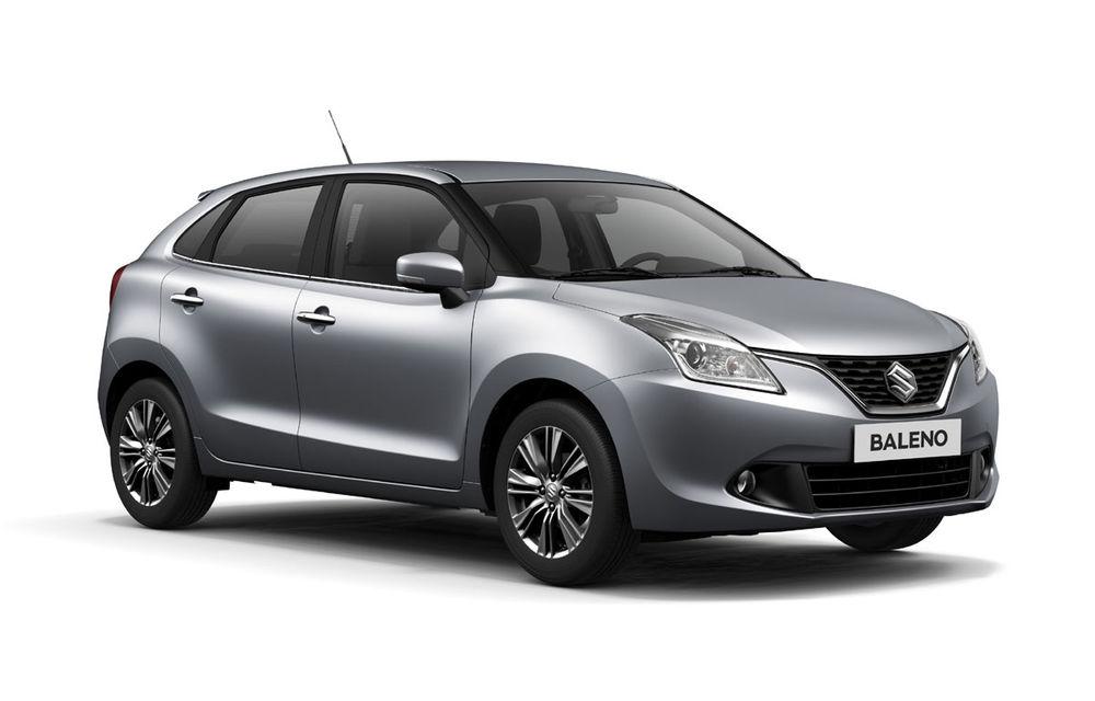 Suzuki Baleno costă 11.000 de euro în România și țintește clienții lui Ford Fiesta și Volkswagen Polo - Poza 12