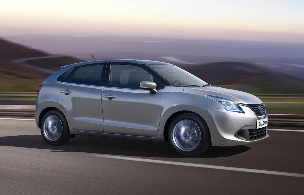 Suzuki Baleno costă 11.000 de euro în România și țintește clienții lui Ford Fiesta și Volkswagen Polo - Poza 5