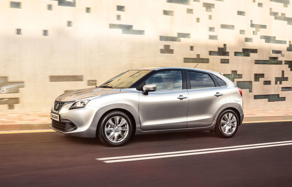 Suzuki Baleno costă 11.000 de euro în România și țintește clienții lui Ford Fiesta și Volkswagen Polo - Poza 7