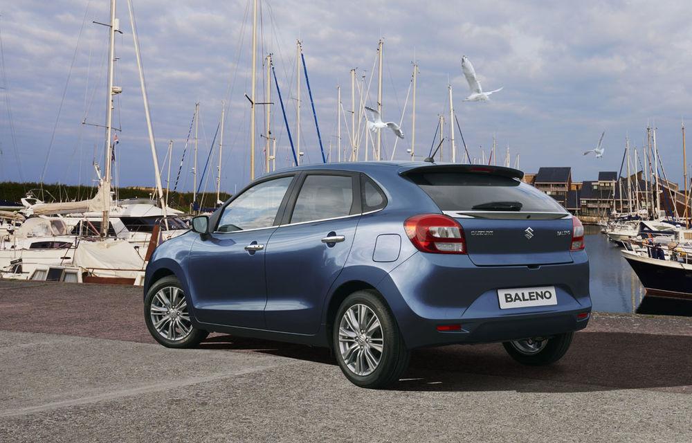 Suzuki Baleno costă 11.000 de euro în România și țintește clienții lui Ford Fiesta și Volkswagen Polo - Poza 8
