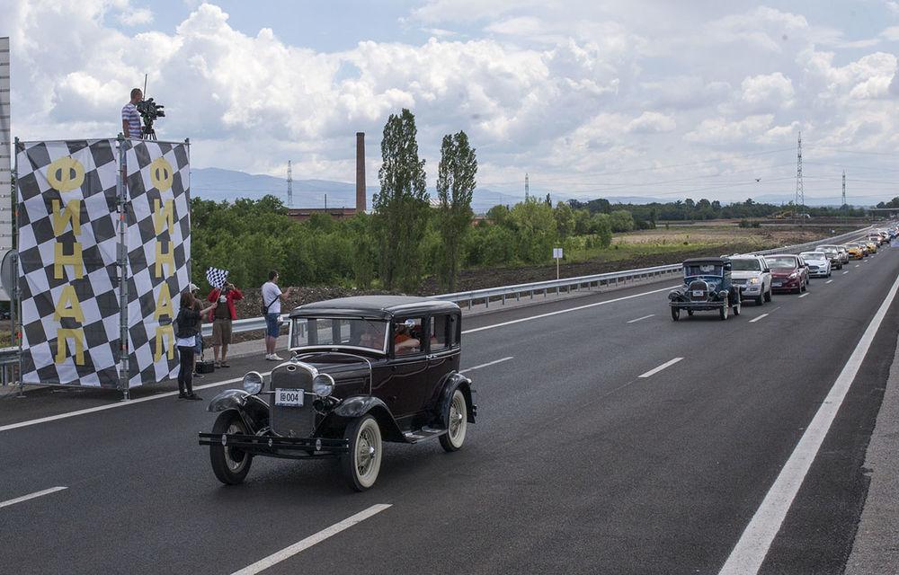 Bulgarii intră în Cartea Recordurilor: cel mai lung șir de ...