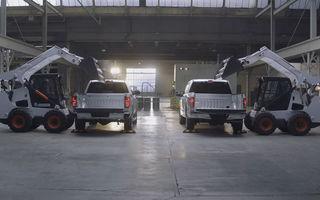 Americanii continuă să se faulteze prin reclame dure: Chevrolet demonstrează fragilitatea noului Ford F-150