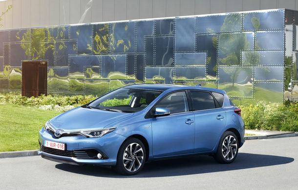 Toyota profită de Dieselgate: japonezii vor ca jumătate dintre maşinile pe care le vor  vinde în Europa în 2020 să fie hibride - Poza 1