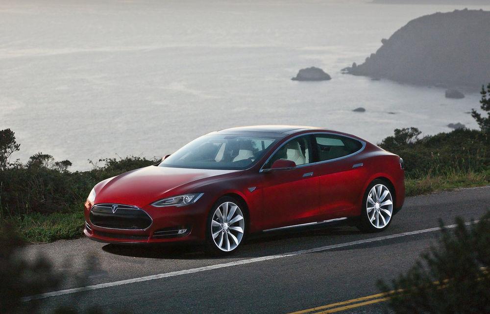 Elon Musk răsuflă uşurat: autorităţile americane anunţă că Tesla Model S nu are niciun defect la suspensii - Poza 1