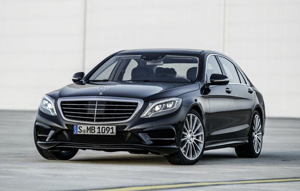 Daimler exclude achiziţionarea Uber şi neagă comanda de 100.000 de Mercedes Clasa S din partea companiei de ride-sharing - Poza 1