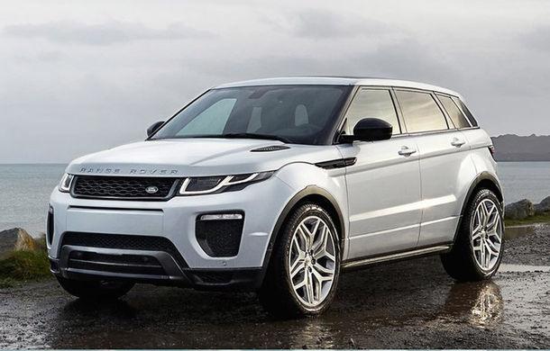 Războiul contra copiatorilor chinezi continuă: Land Rover nu primește patentul pe designul lui Evoque în China, dar dă în judecată Jiangling pentru copierea SUV-ului britanic - Poza 3