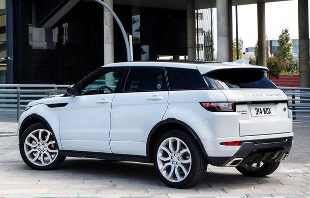 Războiul contra copiatorilor chinezi continuă: Land Rover nu primește patentul pe designul lui Evoque în China, dar dă în judecată Jiangling pentru copierea SUV-ului britanic - Poza 2