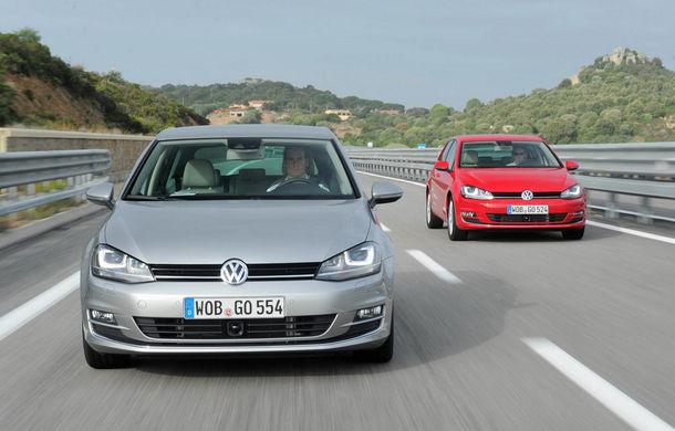 Recall-urile Dieselgate continuă: Volkswagen Golf primeşte undă verde pentru rechemarea în service - Poza 1