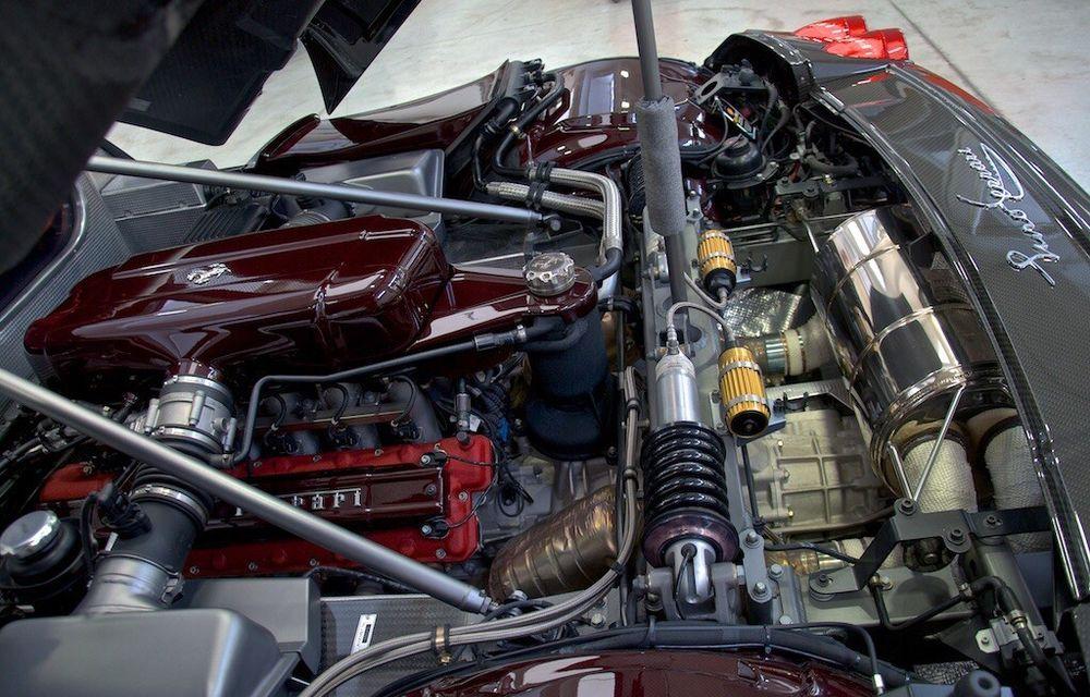 Cel mai scump Ferrari Enzo nu este nici măcar vopsit: exemplarul se vinde cu trei milioane de euro - Poza 23