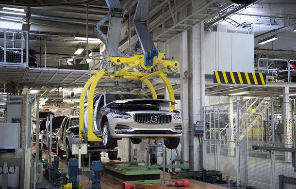 Volvo a născut primul V90 destinat clienților și așteaptă un nou record de vânzări - Poza 6