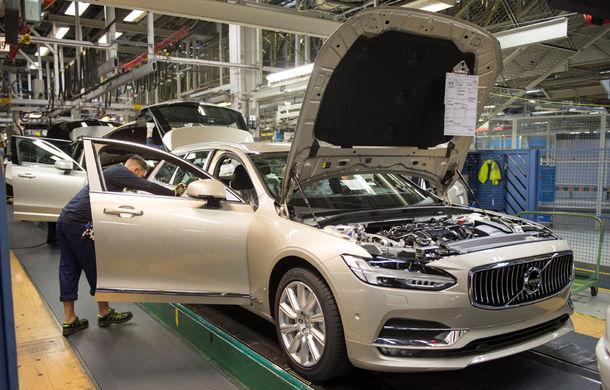 Volvo a născut primul V90 destinat clienților și așteaptă un nou record de vânzări - Poza 4