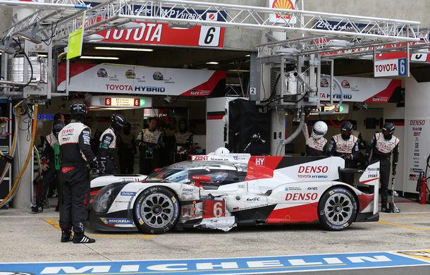 Și bărbații plâng câteodată. Cum s-a văzut de la circuit cursa de 24 de ore de la Le Mans - Poza 36