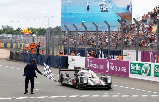 Și bărbații plâng câteodată. Cum s-a văzut de la circuit cursa de 24 de ore de la Le Mans - Poza 14