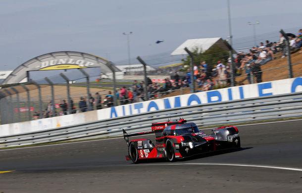 Și bărbații plâng câteodată. Cum s-a văzut de la circuit cursa de 24 de ore de la Le Mans - Poza 32