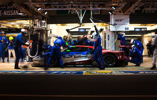 Și bărbații plâng câteodată. Cum s-a văzut de la circuit cursa de 24 de ore de la Le Mans - Poza 49