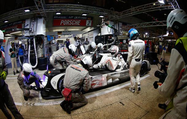 Și bărbații plâng câteodată. Cum s-a văzut de la circuit cursa de 24 de ore de la Le Mans - Poza 17