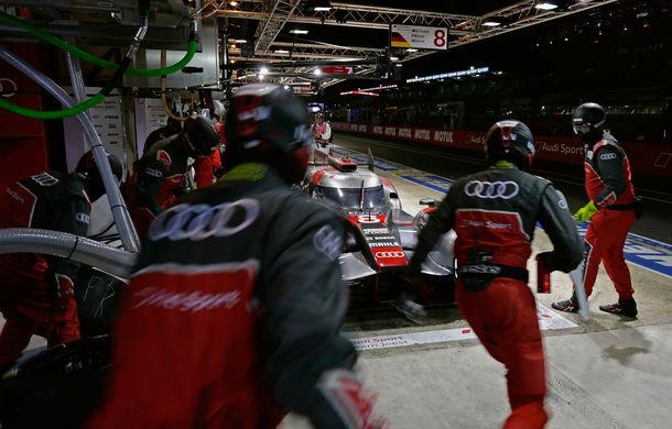 Și bărbații plâng câteodată. Cum s-a văzut de la circuit cursa de 24 de ore de la Le Mans - Poza 26