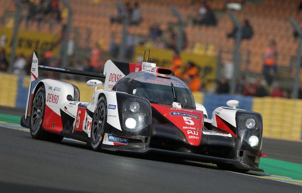 Și bărbații plâng câteodată. Cum s-a văzut de la circuit cursa de 24 de ore de la Le Mans - Poza 44