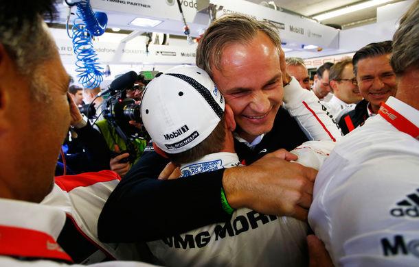 Și bărbații plâng câteodată. Cum s-a văzut de la circuit cursa de 24 de ore de la Le Mans - Poza 19
