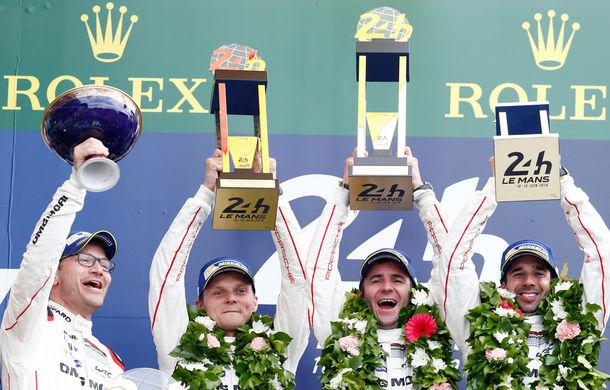 Și bărbații plâng câteodată. Cum s-a văzut de la circuit cursa de 24 de ore de la Le Mans - Poza 15