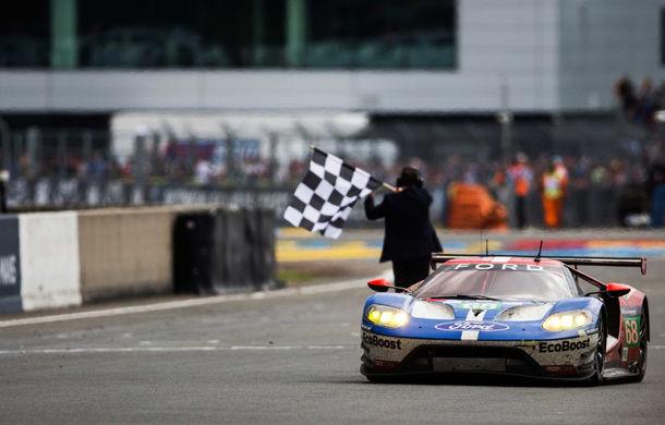 Și bărbații plâng câteodată. Cum s-a văzut de la circuit cursa de 24 de ore de la Le Mans - Poza 50